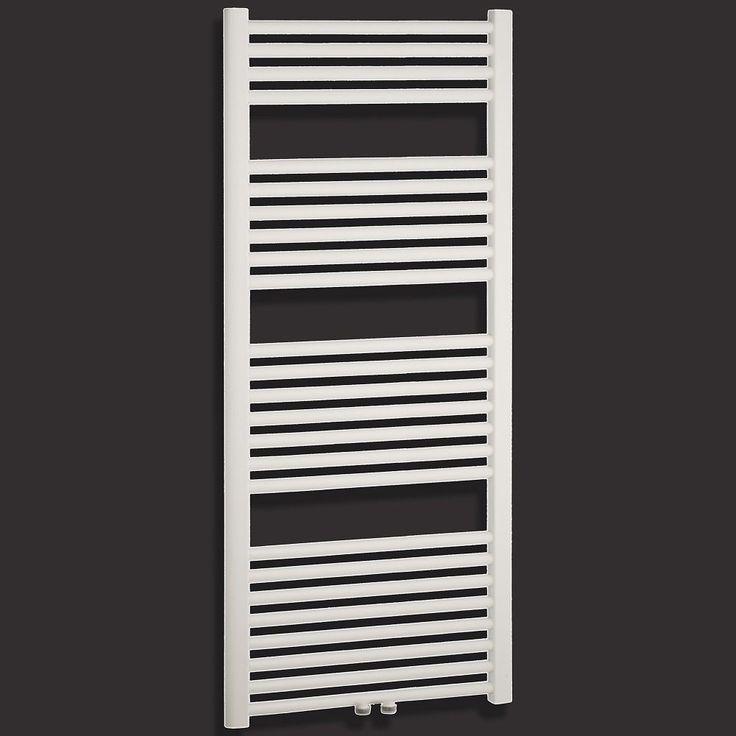 Architekt Plana Badheizkörper 75 x 132,2 cm gerade mit Mittelanschluss FCGD137MA - MEGABAD
