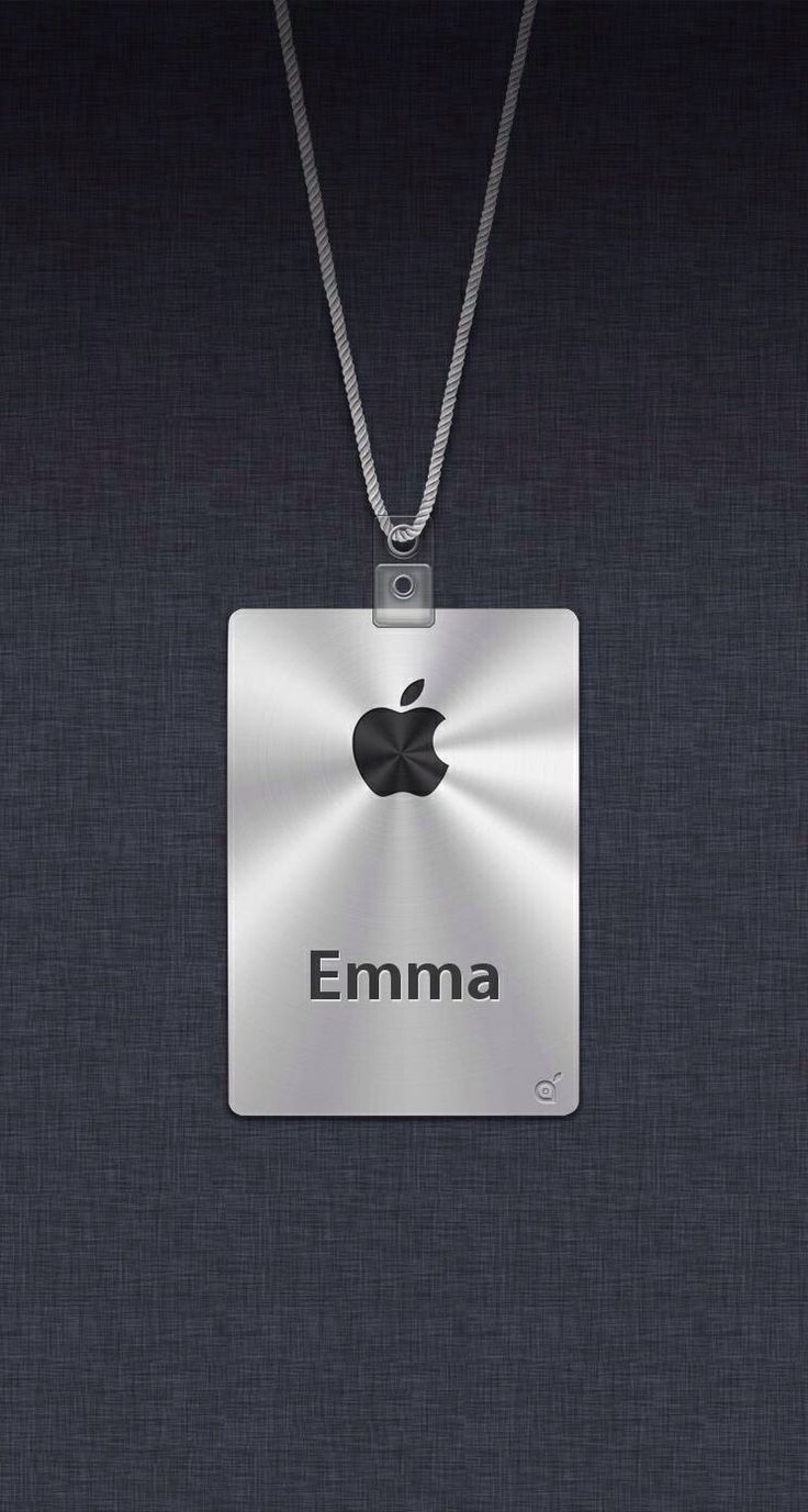 Sfondo Badges #Emma #iPhone #ios7