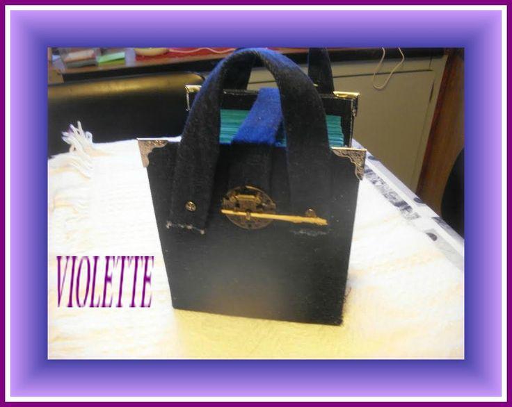 Album photos VIOLETTE 1