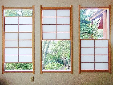 18 best japanese style images on pinterest japan style for Asian window coverings