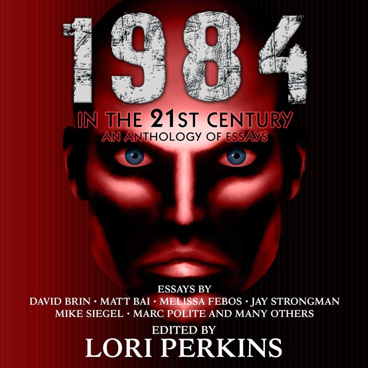 """Marc Polite Among Featured Essayists in """"1984 in the 21st Century"""" Anthology Collection"""