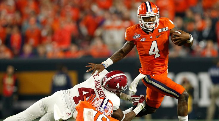 History will not treat Deshaun Watson like it did his predecessor, Vince Young. And that's a shame, because the Clemson quarterback's title game performance against Alabama was masterful. It just didn't end in glory.