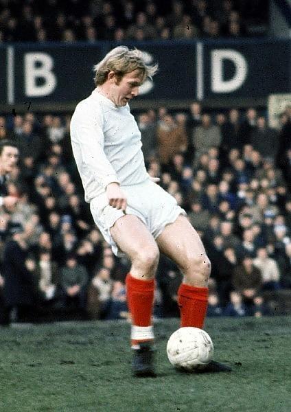 Gareth Williams Bolton Wanderers 1970