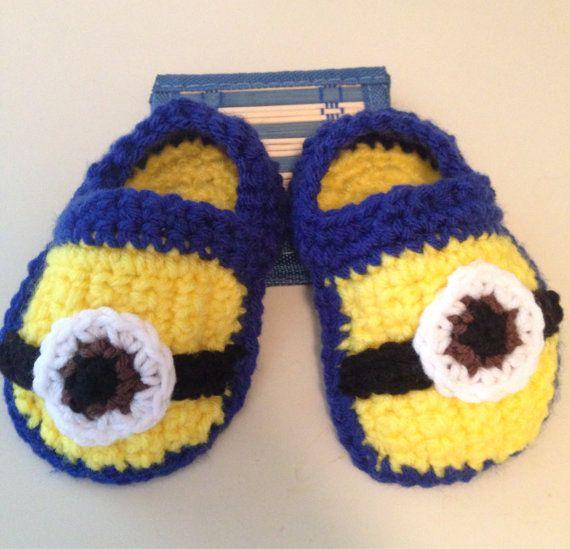 97 best Crochet Minions images on Pinterest | Schergen häkeln ...