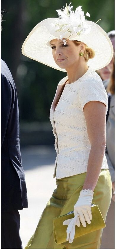 Princess Máxima Zorreguieta Cerruti (1971-living2013) Argentina wife of Prince Willem-Alexander (Willem-Alexander Claus George Ferdinand) (1967-living2013) Prince of Orange, Netherlands heir.