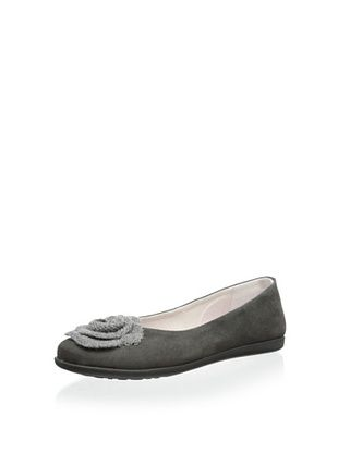 53% OFF Hoo Shoes Kid's Dee's Flat (Grey)