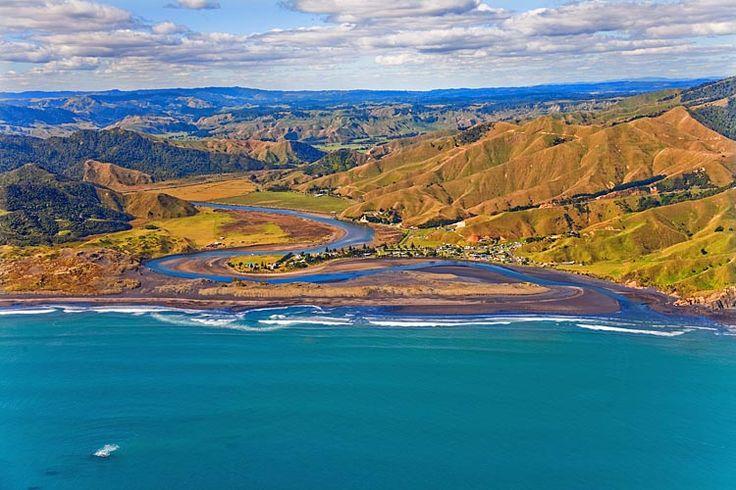 Marokopa, Waikato west coast,  see more at New Zealand Journeys app for iPad www.gopix.co.nz