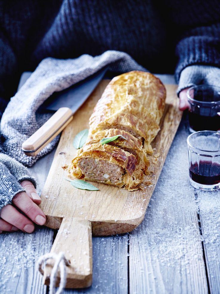 Worstenbrood met salie - Libelle Lekker