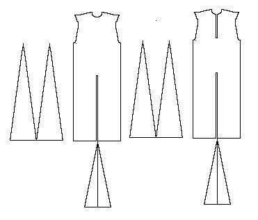 The Ronbjerg Tunic based on extant garment