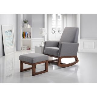 harper blvd addison copper wall mount fireplace by harper blvd upholstered rocking chairschair and