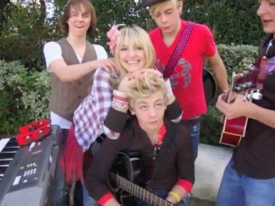 young R5 | young r5 - ross-lynch-and-r5 Photo