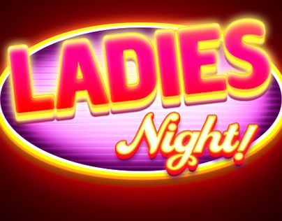 "Check out new work on my @Behance portfolio: ""Ladies night logo"" http://be.net/gallery/34641617/Ladies-night-logo"
