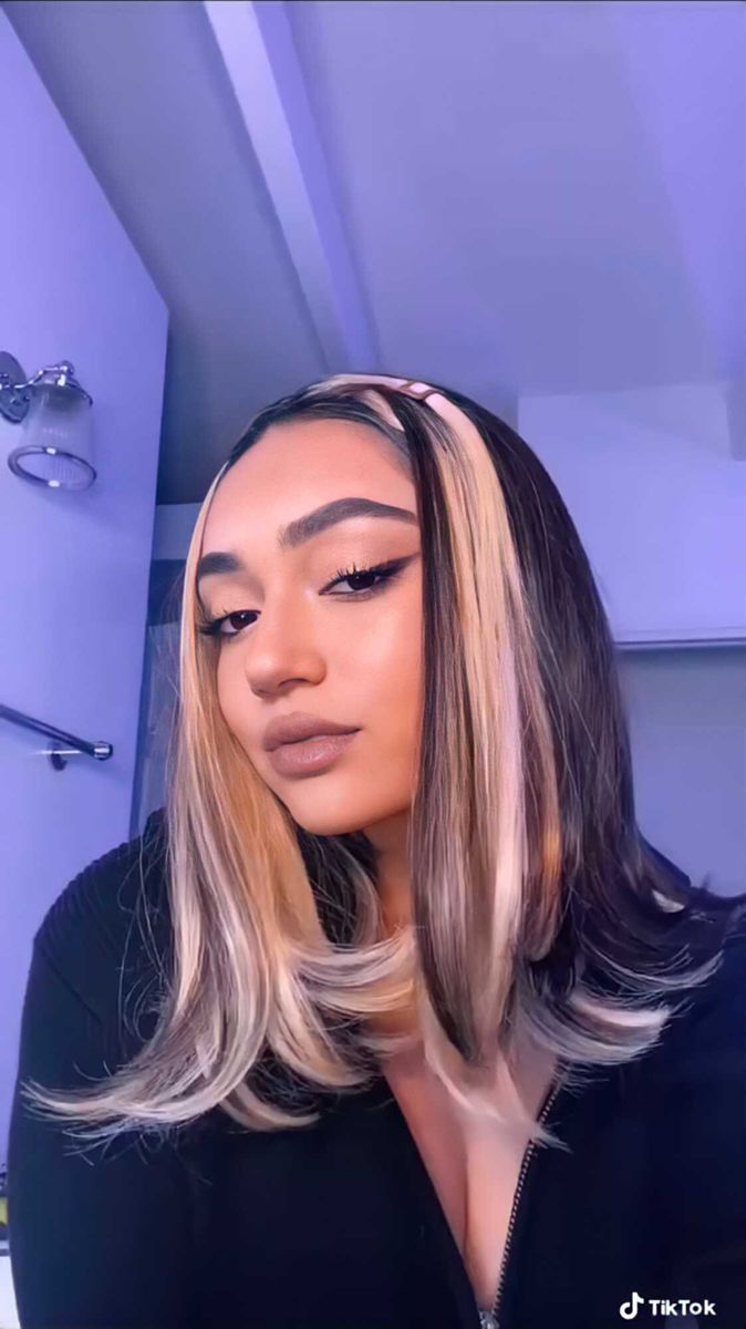 Pin By Liss On Tiktok Girls In 2021 Beauty Hair Styles Beauty Girl