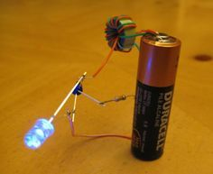 Picture of Make a Joule Thief