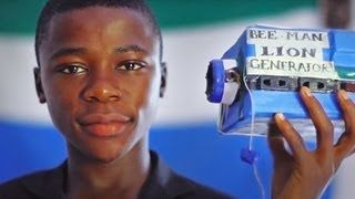 Self-taught African Teen Wows M.I.T., via YouTube.