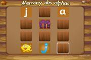 Memory des alphas