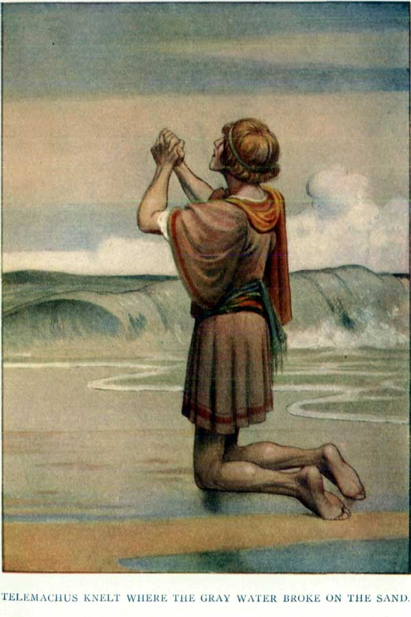 a look at the character of the mystical hero odysseus in odyssey The famous ones the most important  look it's another dionysus chick  in the odyssey, odysseus manages to avoid charybdis, but loses six men to scylla.