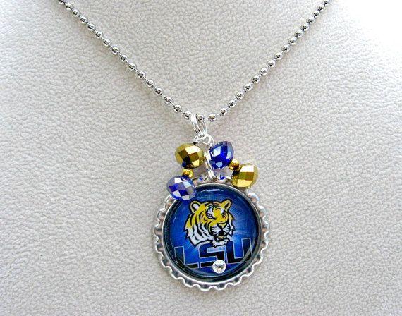 LSU Tigers Jewelry Louisiana State University Jewelry LSU