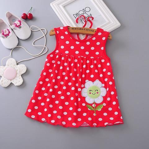 Высокое качество детские платья для Принцессы cotton summer