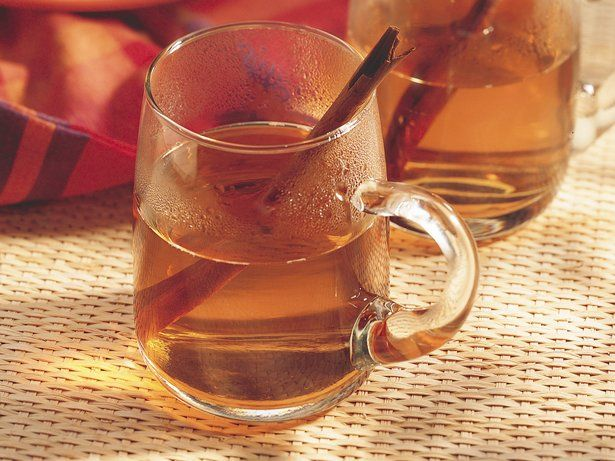 There's nothing like warm, spicy apple cider to break the ice when you're entertaining on a chilly day.