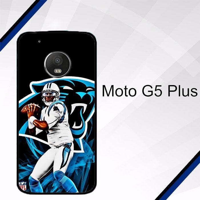 Cam Newton Panthers X4912 Motorola Moto G5 Plus Case