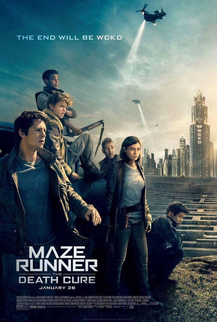 Maze Runner The Death Cure Wallpaper HD 2018 Maze Runner 3 Poster HD Walpaper Me…