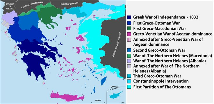 Expansion of the Kingdom of Greece by SoaringAven