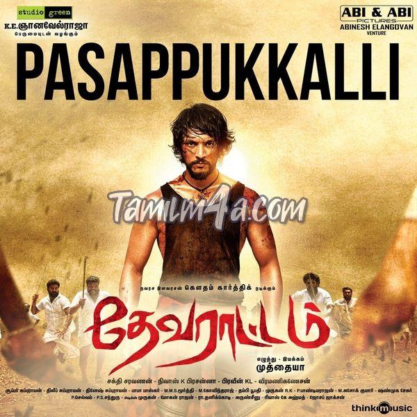 "Pasappukkalli (From ""Devarattam"") (2019) Tamil iTunes [M4A-256Kbps] Free Download  MP3 320Kbps | Itunes, Music download, Songs"