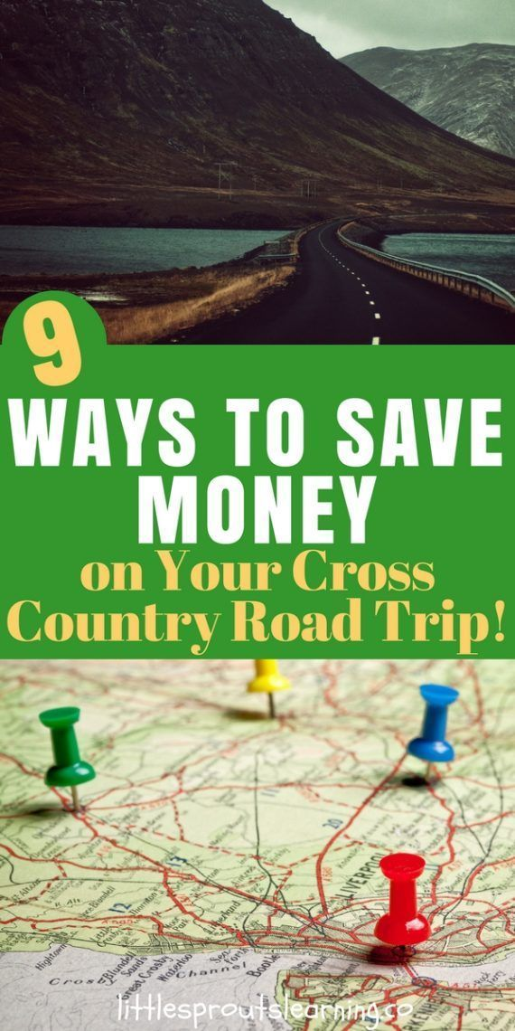 How To Make Money On A Cross Country Road Trip