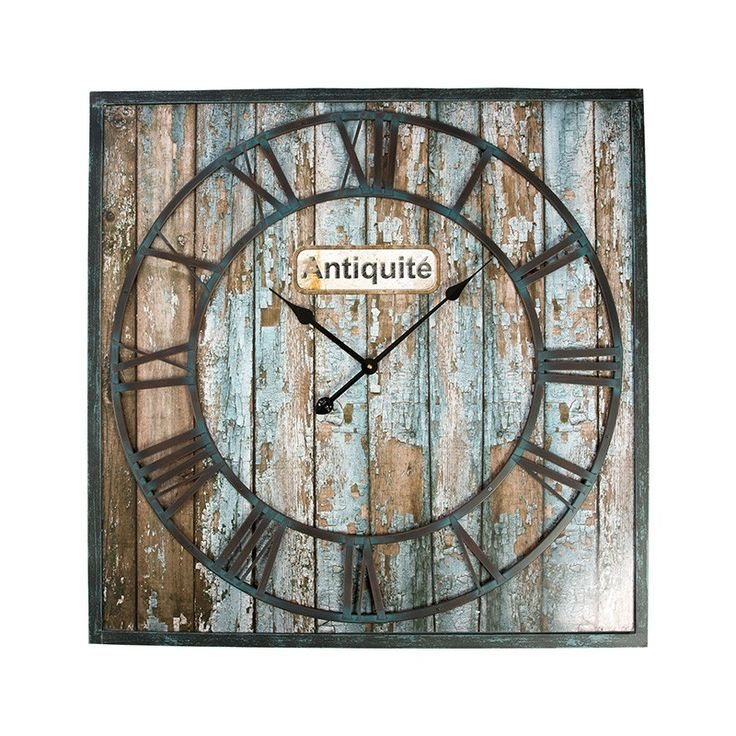Modern Wall Clocks Australia Antiquite Square Wall