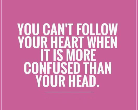 Quotes about love The Best Confused best Love Quotes On The Web