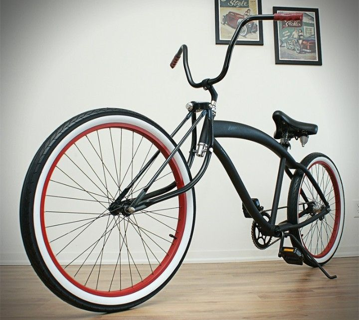 Hot Rod Bicycle