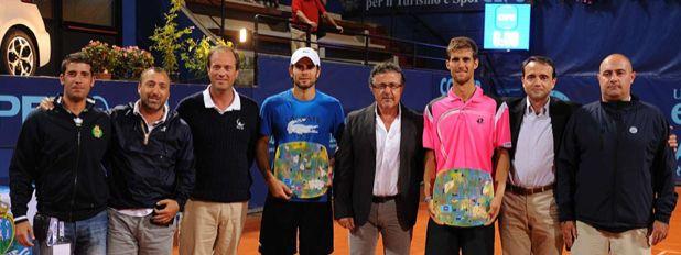 Torneo Internazionale di Tennis ATP Challenger Tour a San Marino dal 3 all 11 agosto 2013 i più prestigiosi nomi del tennis mondiale si sfidano in competizione