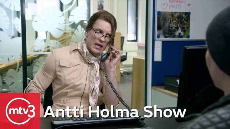 Pahasen Leena is back | Antti Holma Show | MTV3