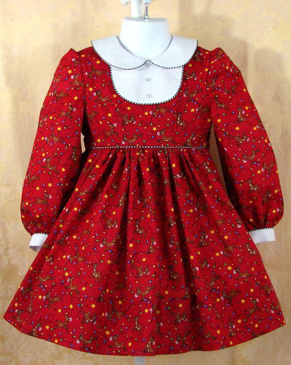 The 25+ best Toddler girl christmas dresses ideas on Pinterest ...