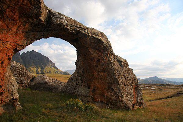 Sehlabathebe, Lesotho, Africa