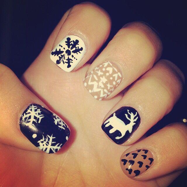 Festive Nails :)