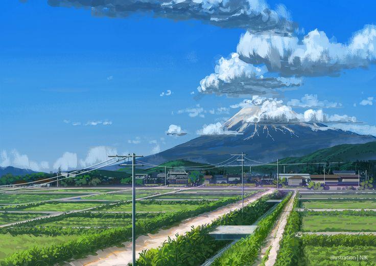 ArtStation - Green, JP NIK