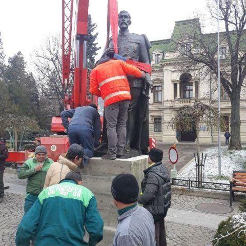 Statuia lui Ferdinand2