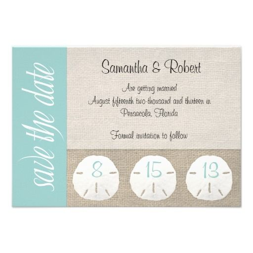 179 best Beach Save the Date Cards images – Wedding Save the Date and Invitation Packages