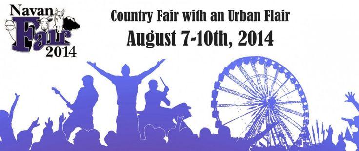 NAVAN FAIR   Country Fair with an Urban Flair