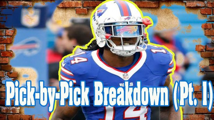 Fantasy Football Podcast 06/27/17: Pick-by-Pick Breakdown (Pt. 1)