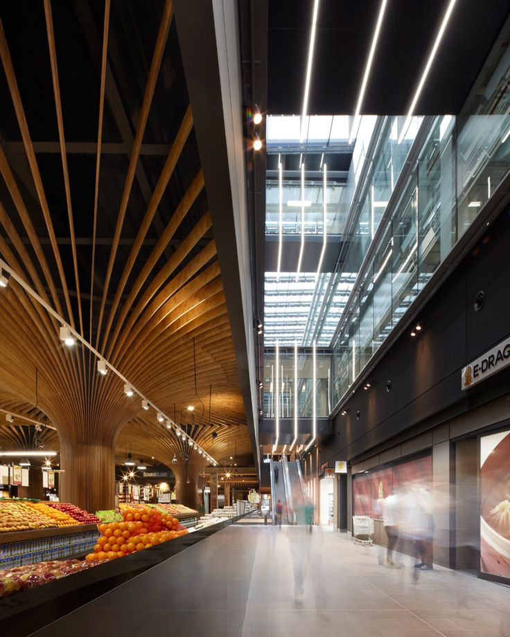 With A Sustainable Approach The East Village By Koichi Takada Architects Introduces Unique Shopping Experience Creating An Urban Marketplace Under