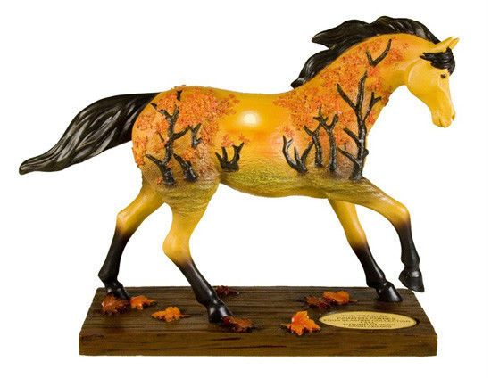 Trail of Painted Ponies AUTUMN DANCER PONY Retired Limited 1st Edition 1E!