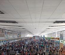 Techstyle - Replanteo Sísmico-Arquitectónico, Aeropuerto AMB_Techstyle