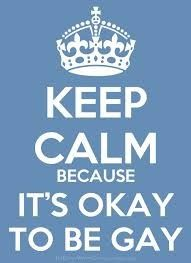 Congrats happy u are keep calm i am straight