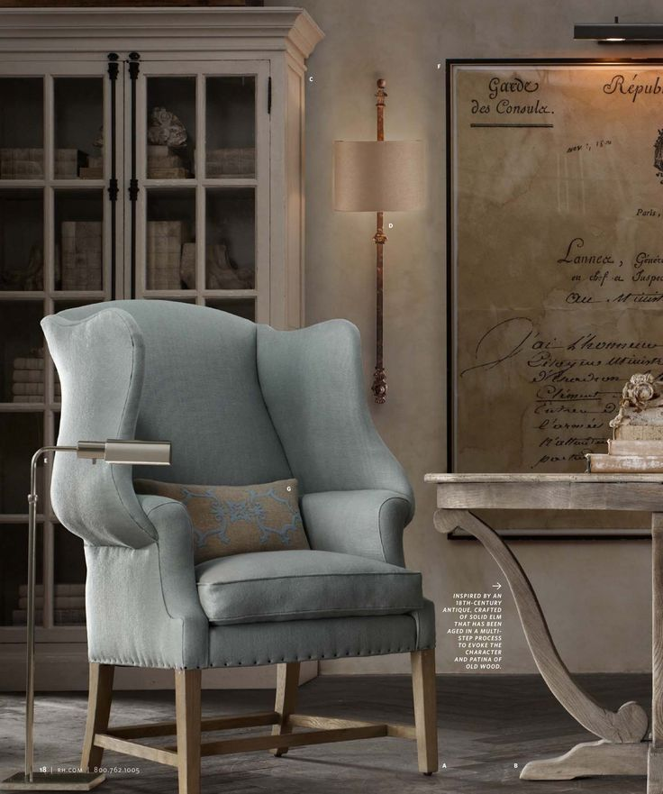169 Best Restoration Hardware Images On Pinterest