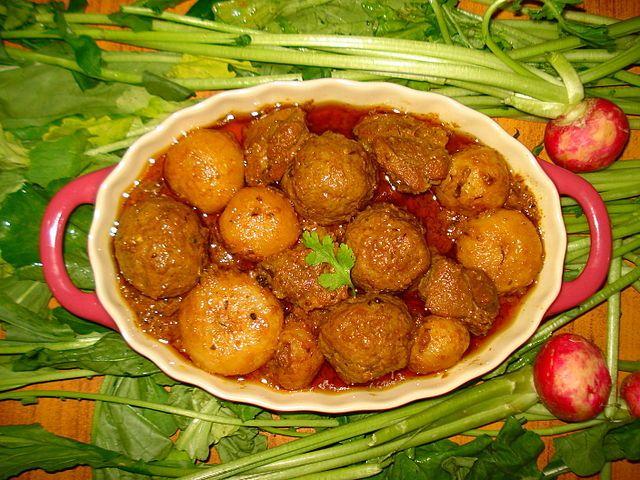 Cuisine of Karachi: Shabdeg / Shab Daig  شب دیگ