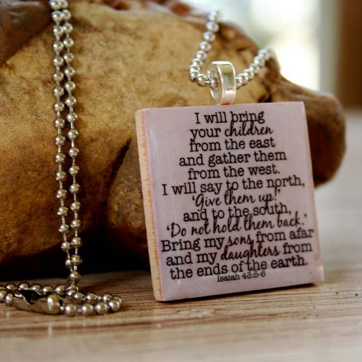 One of the many verses God has used to encourage me on this journeyBeautiful Homes, Pendants Necklaces, Birthdays, Adoption Orphan, Bible Quotes For Birthday, Adoption Pendants, Verses God, Bible Verses, Beauty