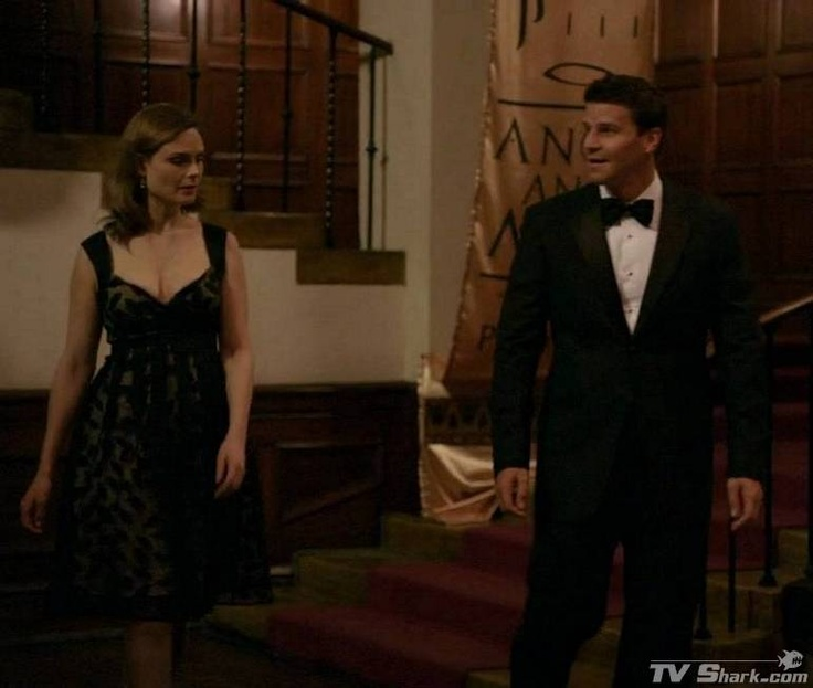 """What goes on between us is ours""   Bones Season 5 episode 5  The night at the Bones mueseum"